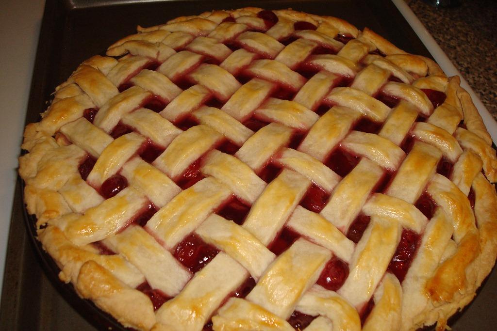 Sour Cherry Pie | Food Snob 2.0