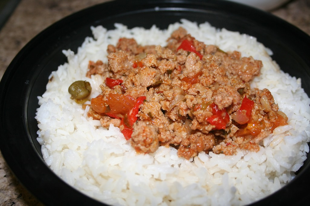 Crock Pot Turkey Picadillo | Food Snob 2.0