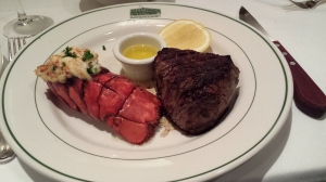 Smith and Wollensky Surf and Turf